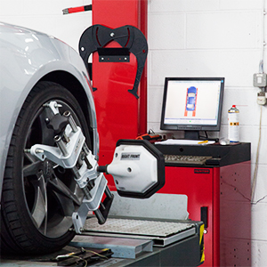 Wheel Alignment Digital System